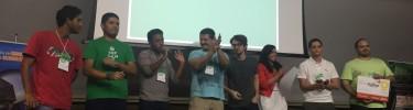 Startup Weekend Vitória - Equipe Vencedora